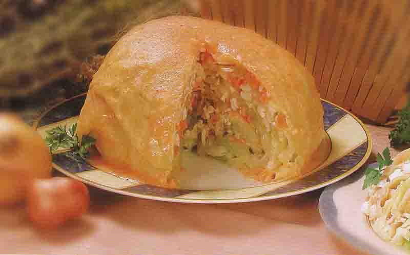 блюда из капусты белокочанной в мультиварке