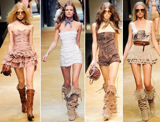 Модные платья лето 2011 года платья на
