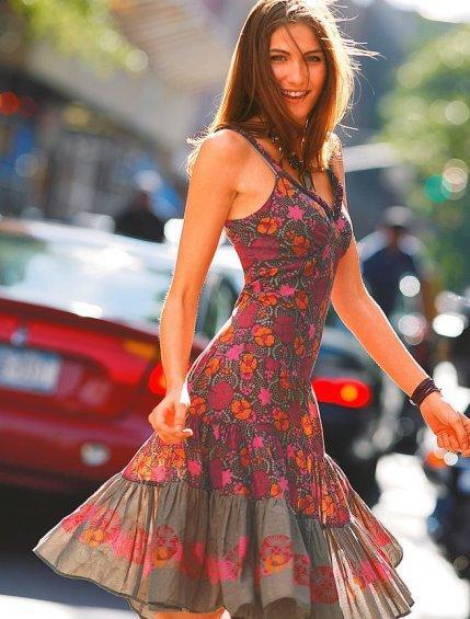 Сарафаны 2011 на лето - самые модные сарафаны | Красота и здоровье