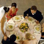 Как выбрать свадебное меню