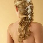 Как сделать красивые свадебные прически