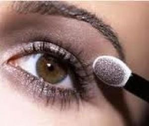 макияж карих глаз для шатенок