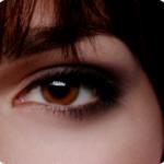 Самый красивый макияж карих глаз для брюнеток