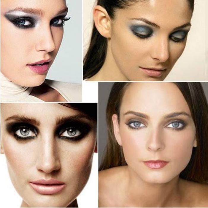 Как быть красивой с минимумом макияжа
