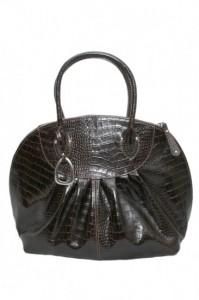 модные сумки на 2012 год - сэтчел с двойным дном.