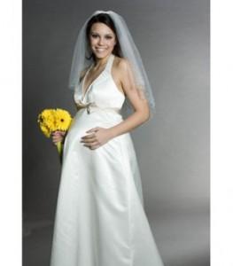Свадебные платья для беременных фото